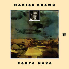 Marion Brown PORTO NOVO Limited Edition RSD 2020 New Red Colored Vinyl LP