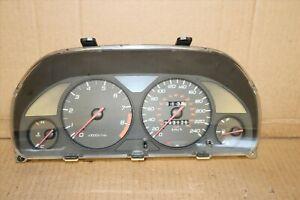1997-2001 Honda Prelude Gauge Cluster Speedometer Instrument 240KPH / H22A4