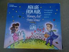 Men Are From Mars, Women Are From Venus ~ The Game ~ For Adults ~ By Mattel
