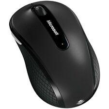 Microsoft D5D-00001 Wireless Mobile Mouse 4000 - USB - 4 x Button - Black