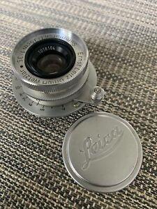 Ernst Leitz GmbH Wetzlar Summaron f=3.5 c 1:35 Lens Nr. 1018104 Germany