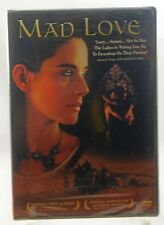 Mad Love (DVD, 2003) - FACTORY SEALED