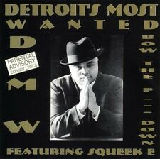 Detroit's Most Wanted Bow the F... down [CD]
