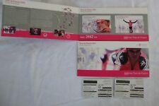 Téléphone cartes 2 x 5 DM Telekom Jan Ulrich Tour de France 2001