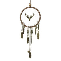 Handmade Feather Dream Catcher Home Car Interior Dreamcatcher Hanging Decoration