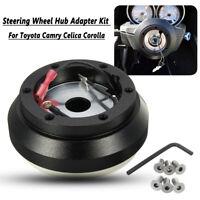 Universal Steering Wheel Hub Adapter Boss Kit For Toyota Camry Celica Corolla MH