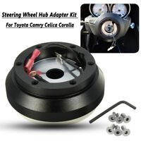 Universal Steering Wheel Hub Adapter Boss Kit For Toyota Camry Celica Corolla
