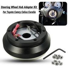 Universal Steering Wheel Hub Adapter Boss Kit For Toyota Camry Celica Corolla MH