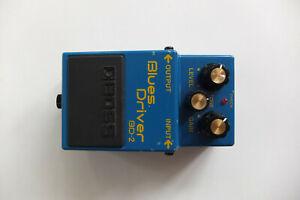 gitarren effekt pedal boss blues driver bd-2