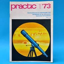 DDR practic 1/1973 Schmalfilmkamera Spritzpistole Stereoverstärker Wiege AK 8 S