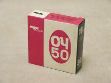 16mm B&W reversal cine movie OCh-45 film, Tasma, USSR, 30 meters, 1 pcs