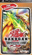 Bakugan 2 - I Difensori della Terra Essentials PSP NUOVO ITA