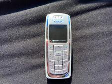 Nokia Classic 3120 - Silver Cellular Phone