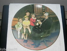 Norman Rockwell Plate
