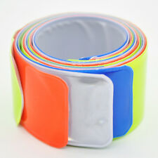 Practical Safety Bicycle Reflective Tape Sticker Bike Cycling Reflector Film 4PC