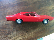 1970 Red Dodge Charger Promo - Near Mint