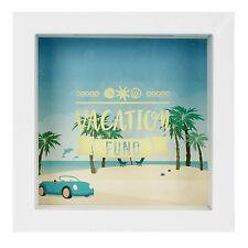Vacation Fund Shadow Box Frame, 6 x 6-inch