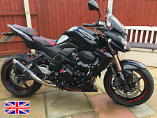 Kawasaki Z750 07-14 SP Engineering Carbon Fibre Stubby Moto GP Exhaust