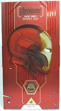 Hot Toys IRON MAN MARK XLV QS006 1/4 Scale Collectable Figure Avengers AOU