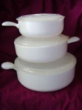 Menaje de cocina color principal blanco de silicona