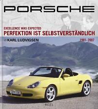 Porsche 3 1981-2007 (911 924 944 968 928 959 964 993 996 997 Boxster) Buch book