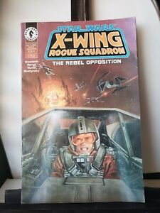 Star Wars X-Wing Rogue Squadron The Rebel Opposition #3 Dark Horse