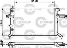 Engine Cooling Radiator VALEO Fits OPEL Astra Zafira 1.4-2.2L 1998-2009 1300187