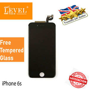 For iPhone 6S Screen Replacement Digitizer LCD Touch Display Assembly Black
