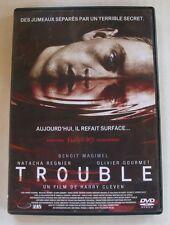 DVD TROUBLE - Benoit MAGIMEL / Natacha REGNIER / Olivier GOURMET