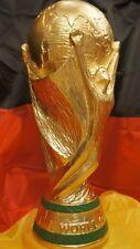 WM POKAL World Cup Pokale DEUTSCHLAND WELTMEISTER 2014 ORIGINALGRÖSSE 1:1 - 3kg
