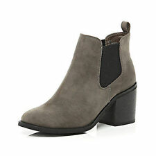 "River Island greater than 4.5"" High Heel Boots for Women"
