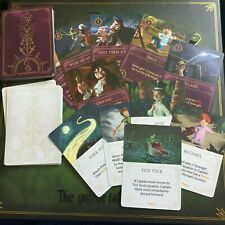 Disney Villainous Game The Worst Villain Takes It All Peter Pan Hook Card Decks