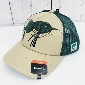 Simms Fly Fishing Products Artist Series Trucker Hat Cap One Size NEW