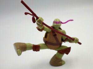 Figurine Ninja Turtle Tmnt Donatello 2016 Kinder Rare 10cm