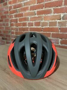 Bell Formula MIPS Large Road Bike Bicycle MTB Helmet Matt charcoal, Orange
