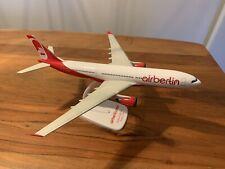 Air Berlin Airbus A330 Limox 1:200 Flugzeug Modellflugzeug Modellbau