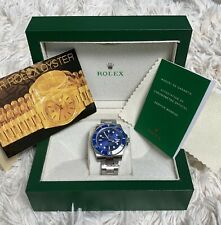 Montres Rolex Oyster Perpetual Date Submariner Avec Boîte