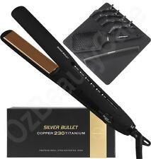 Silver Bullet Keratin 230 Titanium Copper Hair Straightener Styler