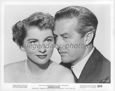 1952 Joan Fontaine and Ray Milland Portrait Original News Service Photo