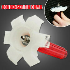 Air Conditioner Radiator Condenser Fin Comb A/C Straightener Cleaner Tool Home