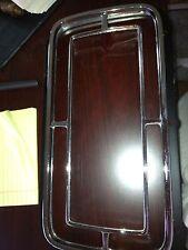 1970 FORD GALAXIE NOS REAR LAMP BEZEL CHROME R.H. L.H. D0AZ-13489