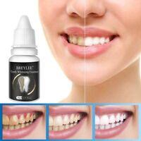 10ml LANBENA Zahnaufhellung Essence Liquid Mundhygien Reinigung Serum entfernen