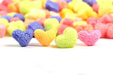 Funpak Packing Peanuts Multi Color Hearts 15 Cu Ft Compostable Biodegradable