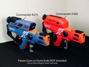 3D Printed Solid Commander Hopper 275/300/500 for Nerf Perses Blaster