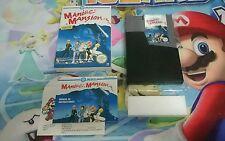 NUEVO!! Juego Completo Nintendo Nes Maníac Mansion Versión Pal B España Original
