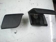 linker rechter  Aschenbecher seitlich Omega B hinten schwarz OPEL links rechts
