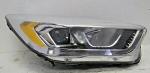2017-2019 FORD ESCAPE RH PASSENGER SD HALOGEN LED HEAD LIGHT OEM# GJ5Z-13008-S