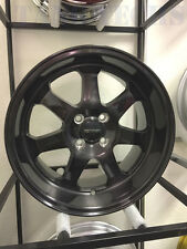"Ryver wheels Si Brushed Smoke 15""x8 4x100 +20 off set DA DC2 EG EK"