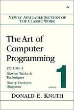 The Art of Computer Programming, Volume 4, Fascicle 1: Bitwise Tricks & Techniqu