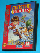 Gunstar Heroes - Sega Genesis MD Megadrive - USA